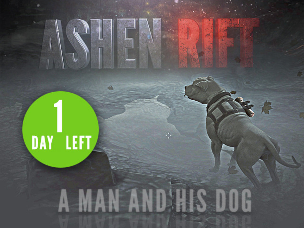 Ashen Rift: A man and his dog.'s video poster