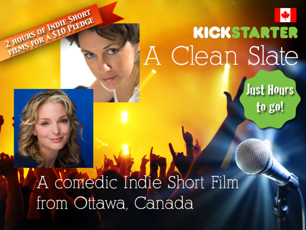 A Clean Slate: A Comedic Indie Short Film's video poster