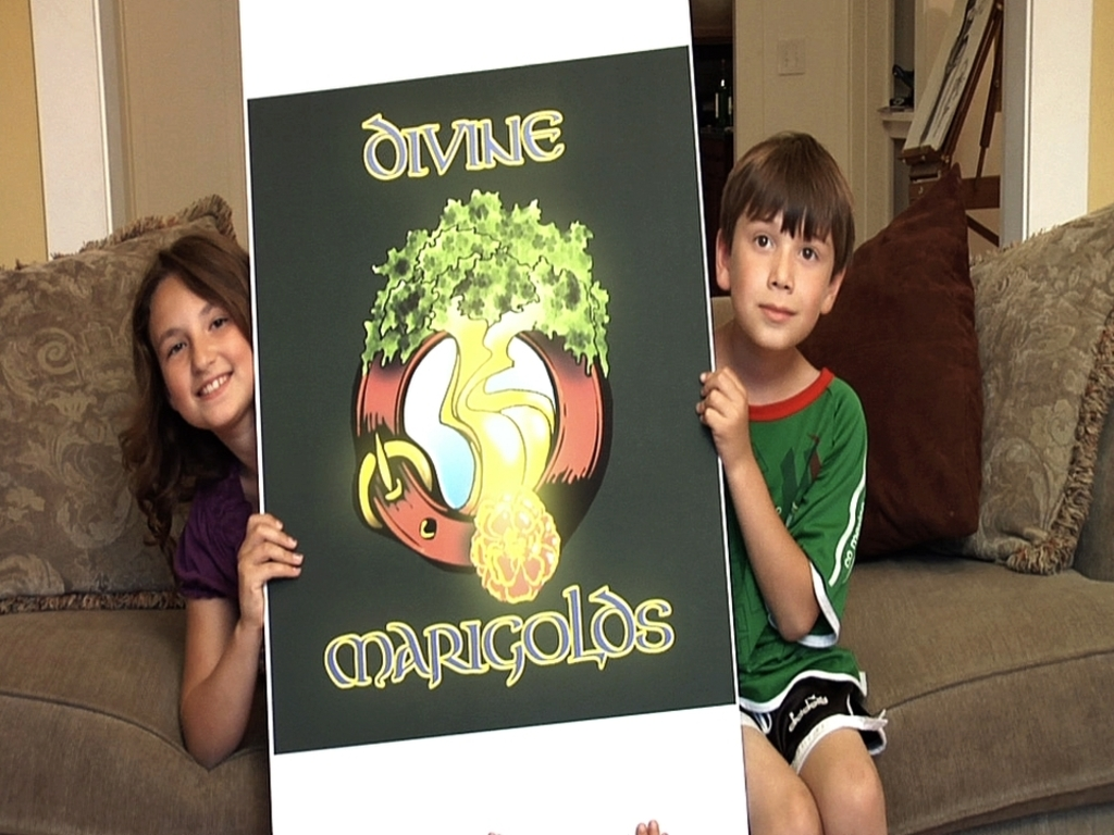 The Divine Marigolds - a TV Pilot in Pre-Production's video poster