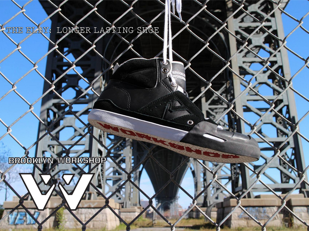 Elby: A long lasting vulcanized shoe from Brooklyn Workshop's video poster