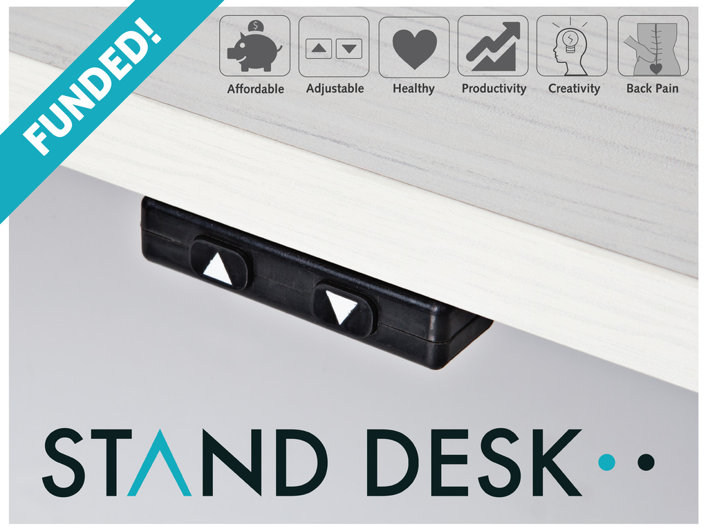 The most affordable, automatic sit-to-stand desk.'s video poster
