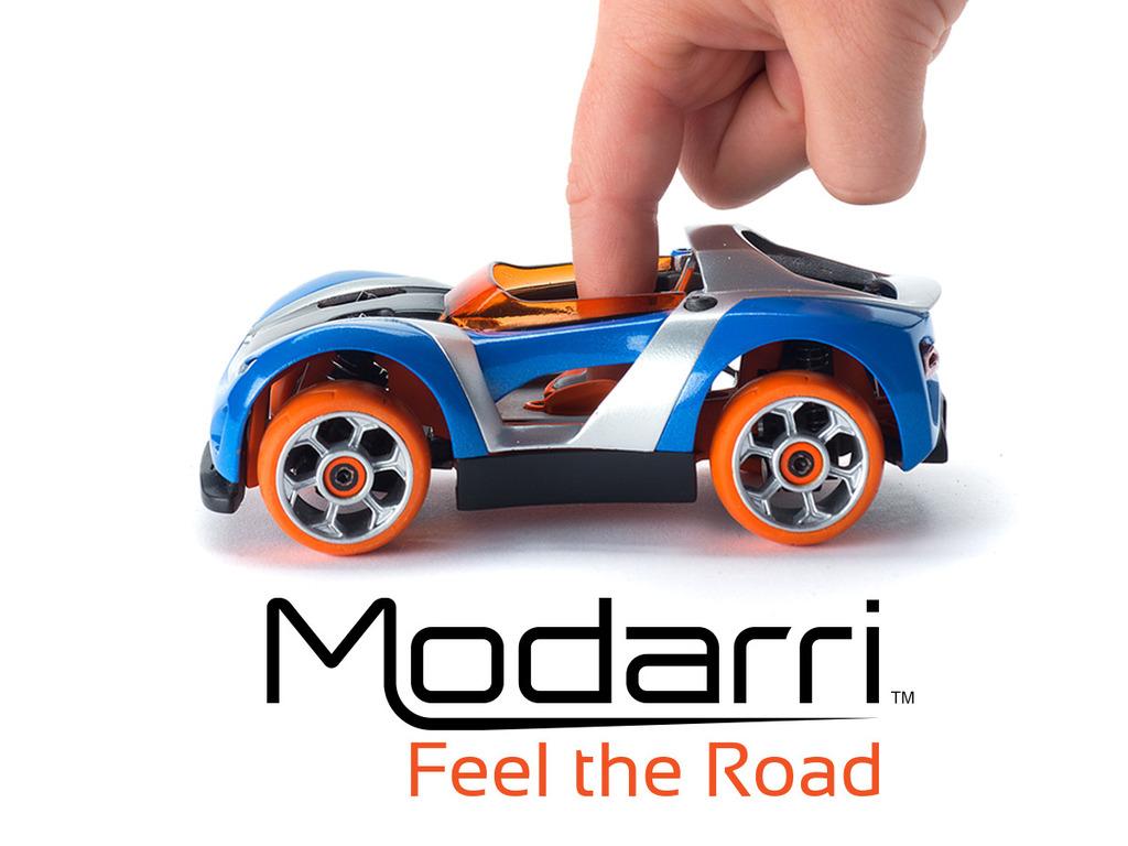 MODARRI CARS: Feel the Road's video poster