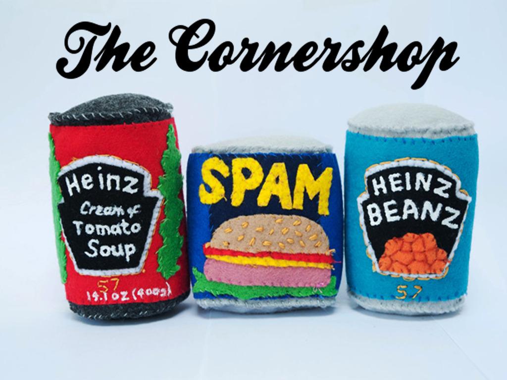 The Cornershop's video poster