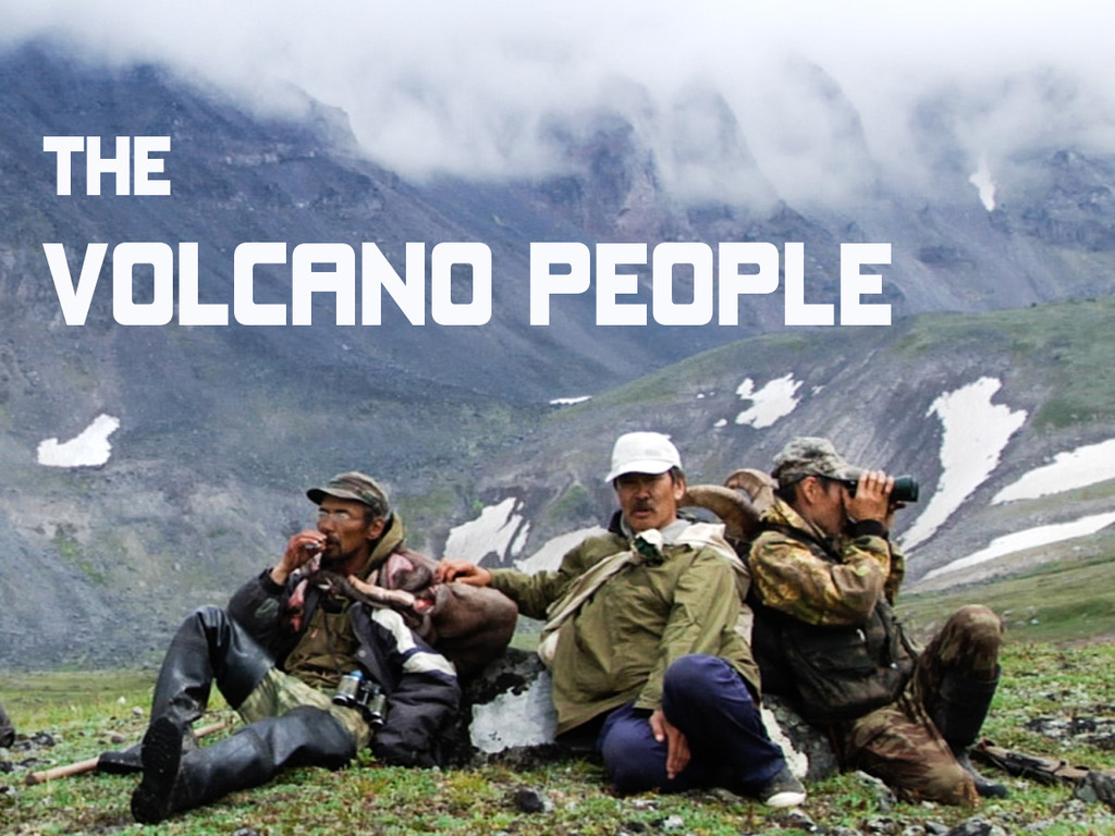 THE VOLCANO PEOPLE: Living Under The World's Most Dangerous Volcano's video poster
