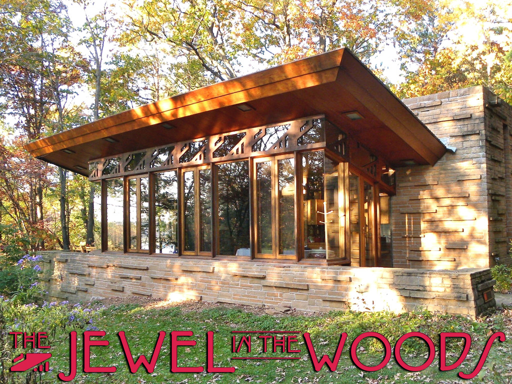 The Jewel in the Woods: The Seth Peterson Cottage's video poster
