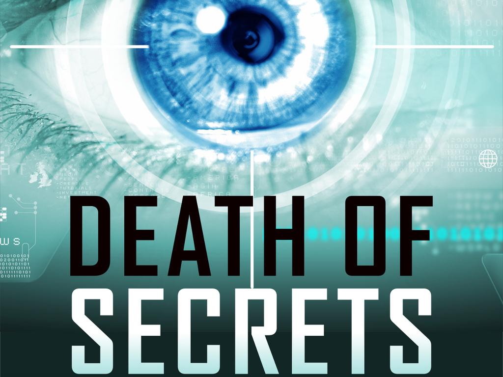 Death of Secrets's video poster