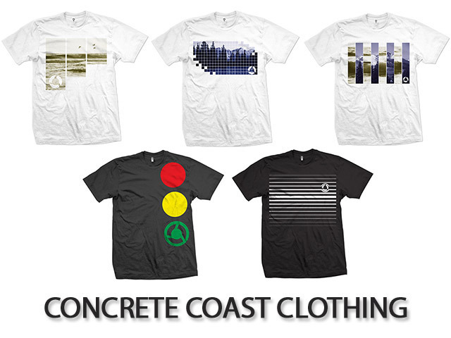 Concrete Coast Clothing A Lifestyle Not A Label By