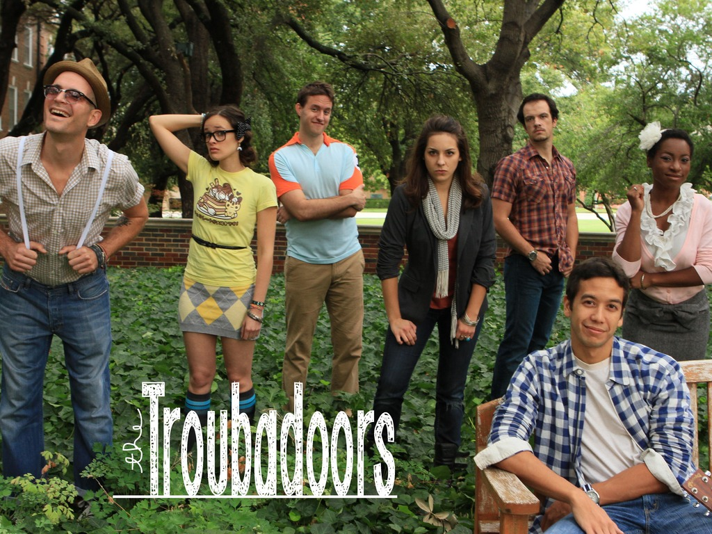 The Troubadoors's video poster