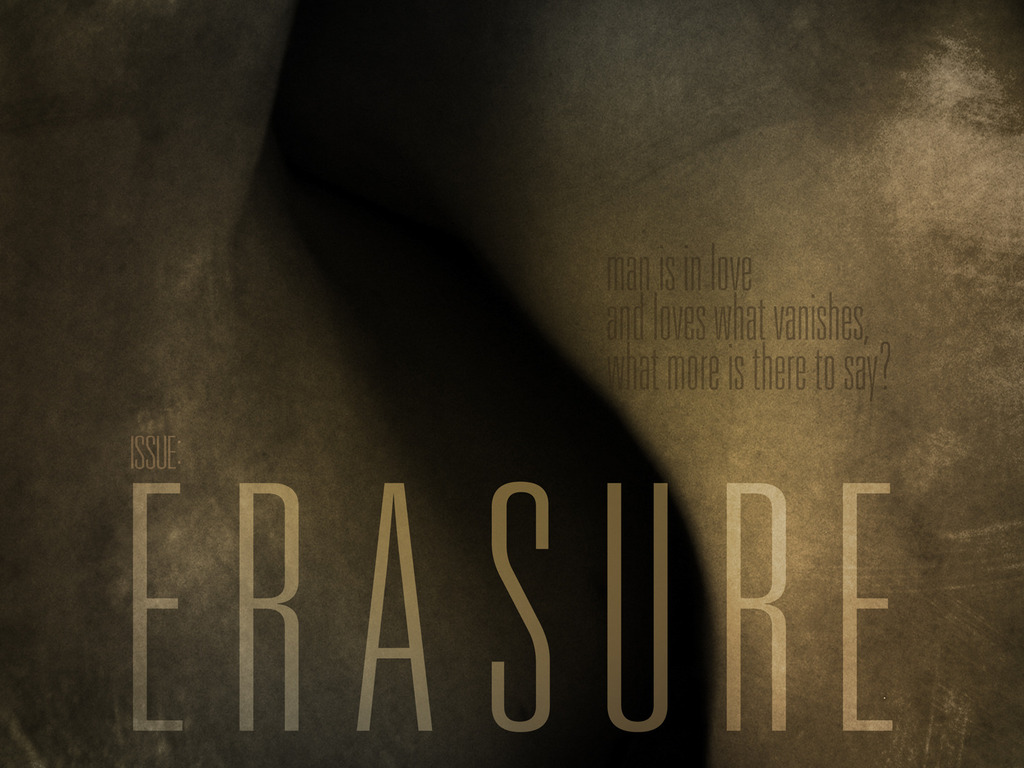Issue: Erasure's video poster