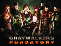 Graywalkers: Purgatory (Turn-Based Post-Apocalyptic RPG)
