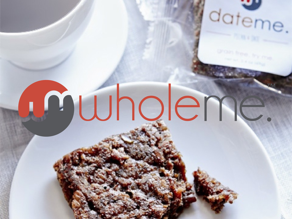 WholeMe:  SuperSnacks for You (and Me)'s video poster