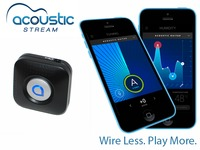 Acoustic Stream: the Guitarist's Wireless 4-in-1 Companion