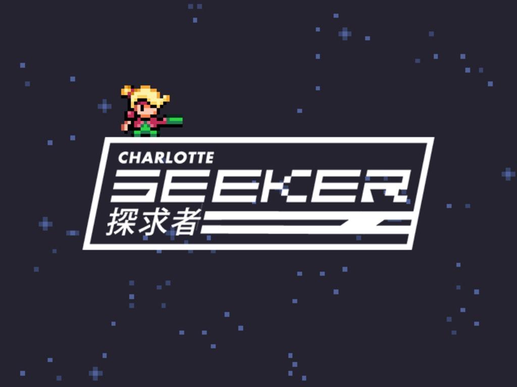 Charlotte Seeker's video poster