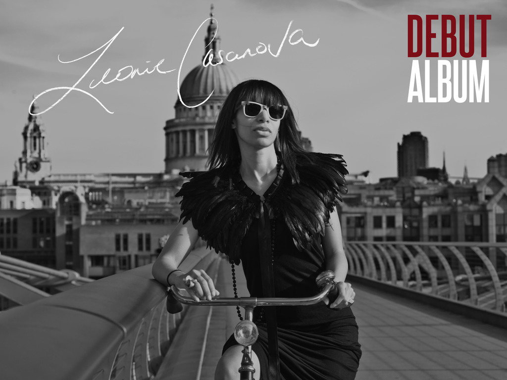Leonie Casanova's Debut Album!'s video poster