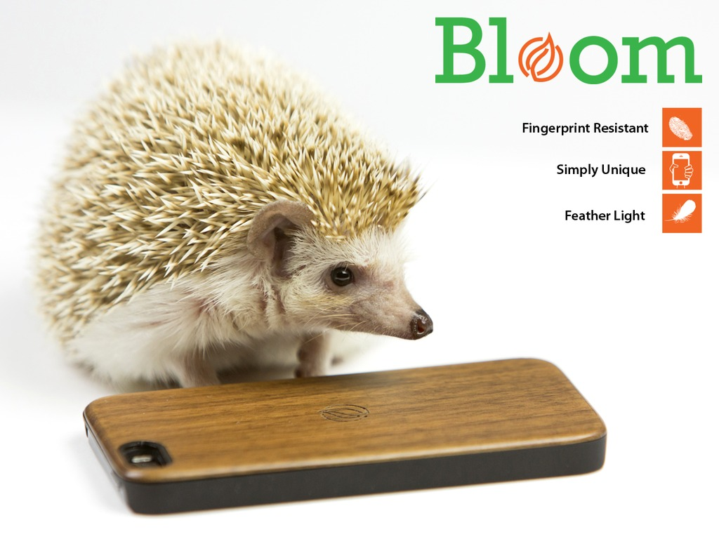 Project Bloom: Handcrafted Wood Case for your Smartphone's video poster