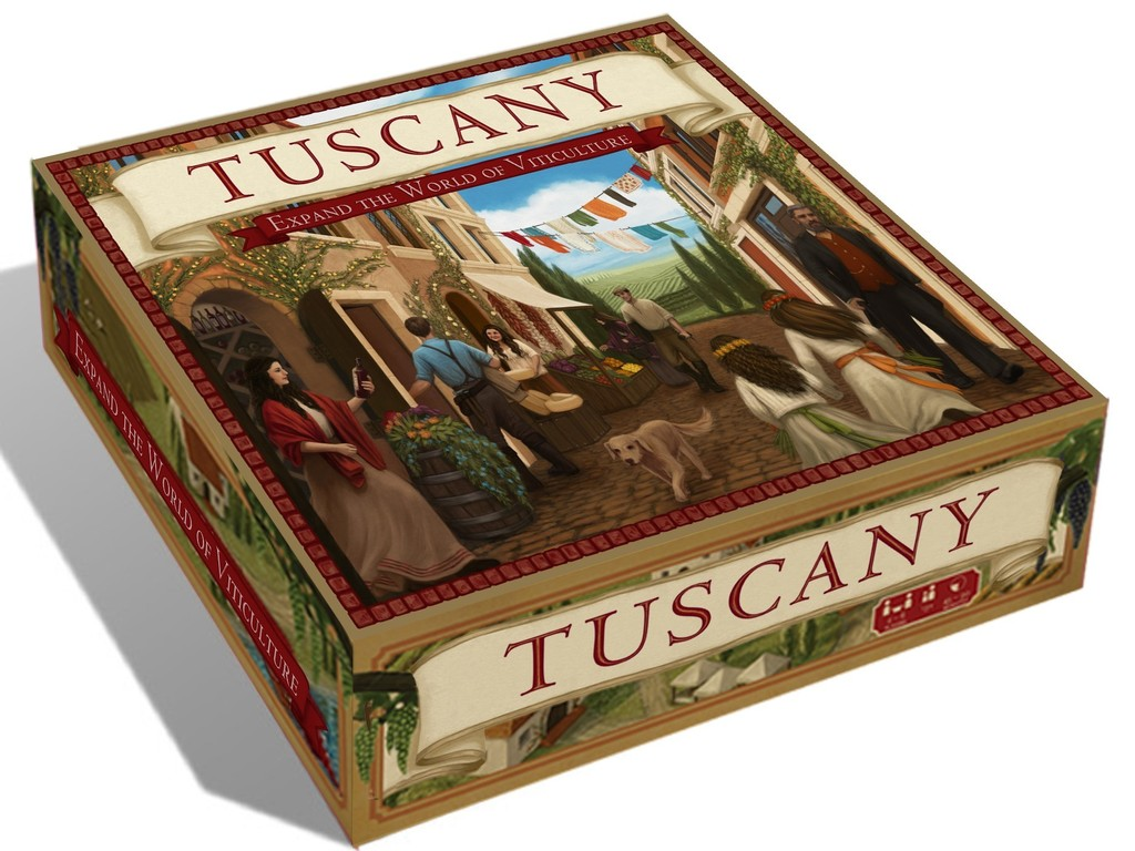 Tuscany: Expand the World of Viticulture's video poster