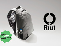 The revolutionary rucksack: RiutBag
