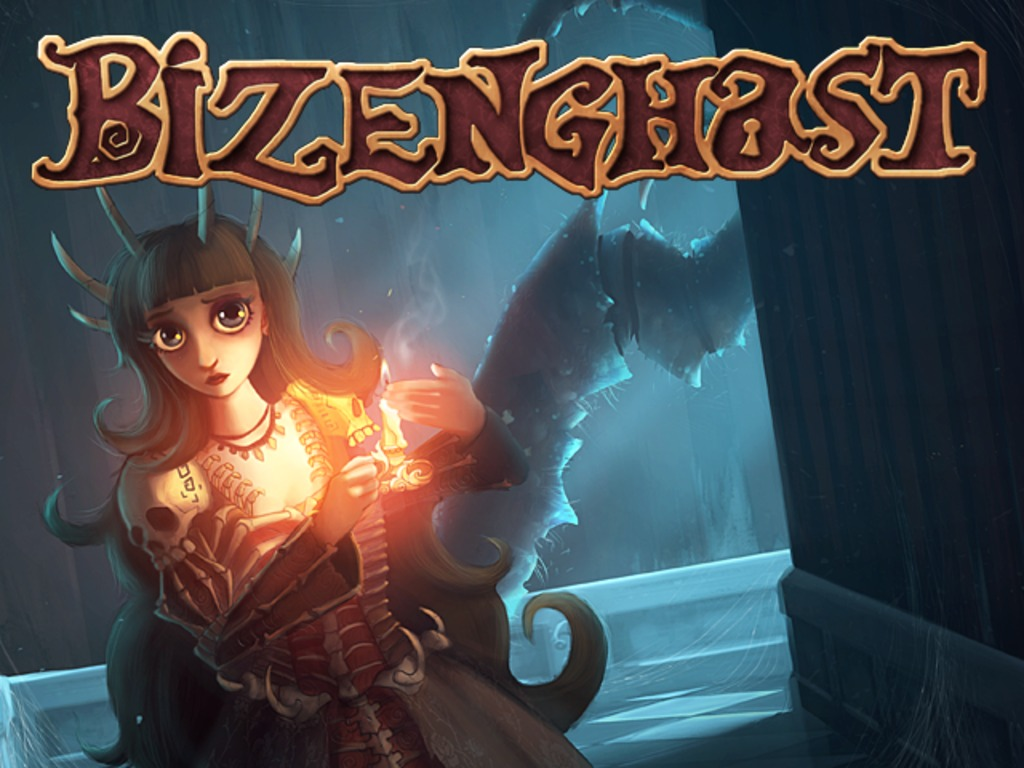 Bizenghast Video Game's video poster