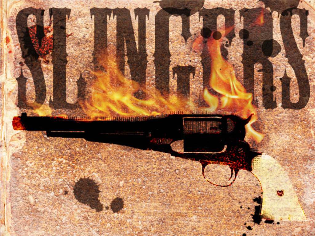 Slingers: A Fantasy Western's video poster