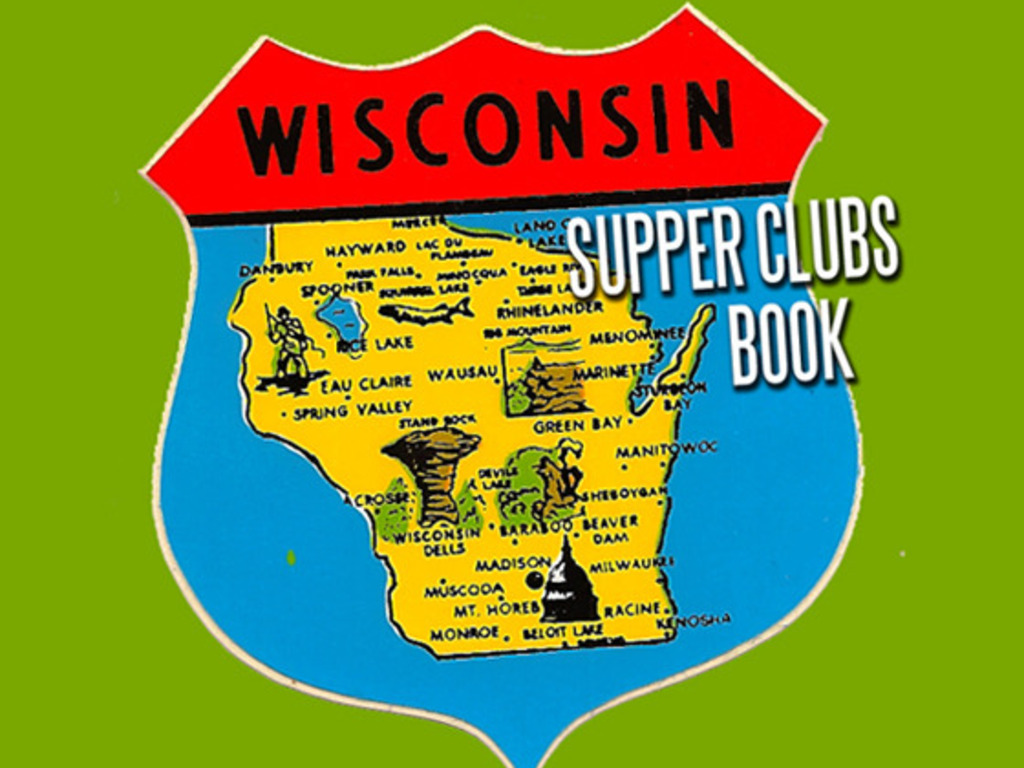 Wisconsin Supper Clubs Book's video poster