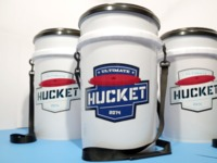 Ultimate Frisbee Hucket Bucket