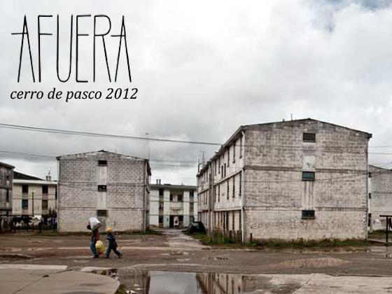 AFUERA cerro de pasco 2012's video poster
