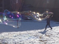 Wonki Wands: Mind-Blowingly Enormous Bubbles