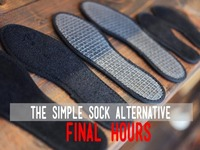Sole Socks: Say goodbye to socks and hello to freedom