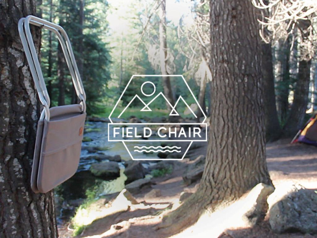 Shape Field Chair's video poster
