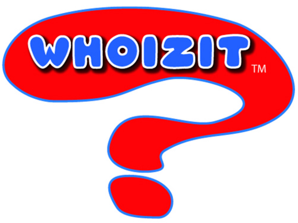 Whoizit's video poster