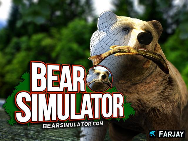 Bear Simulator by Farjay Studios Kickstarter