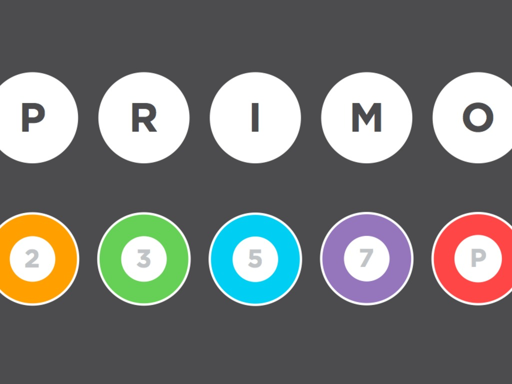 Primo: the beautiful, colorful, mathematical board game's video poster