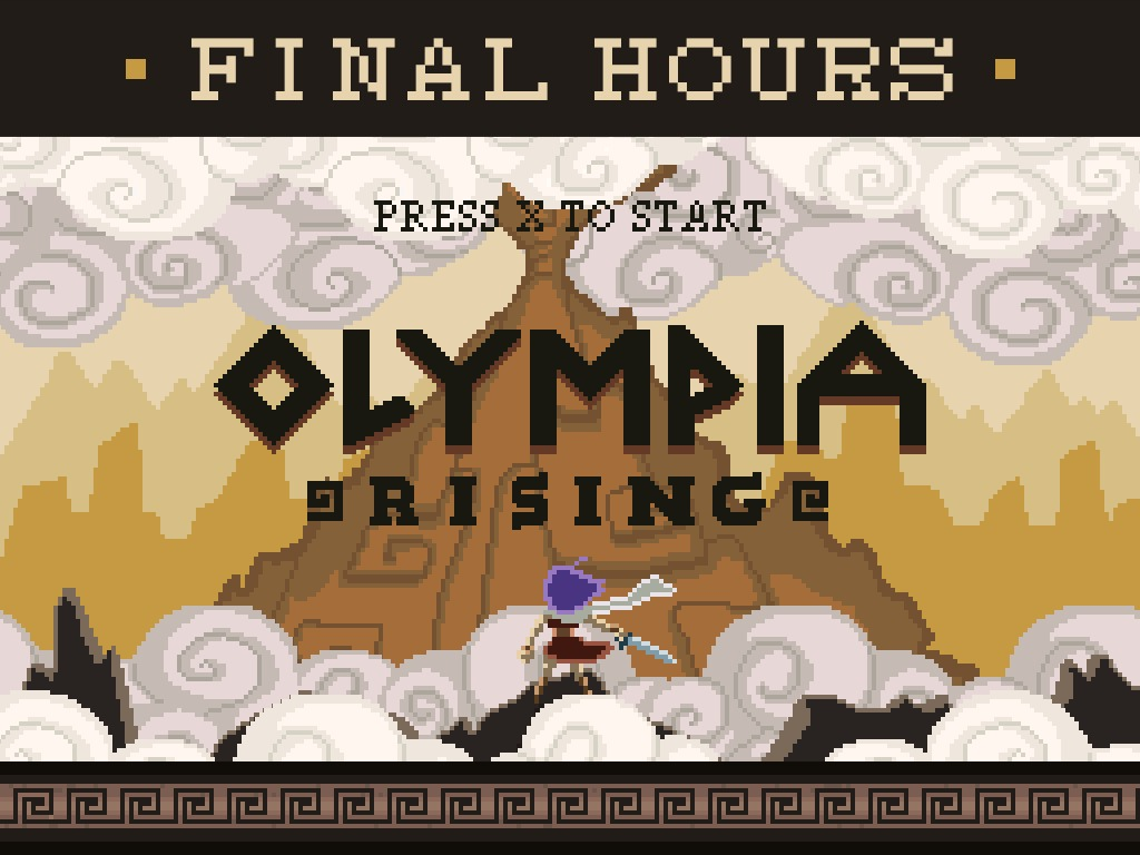 Olympia Rising's video poster
