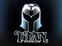 Titan - The Ultimate SUP Paddle
