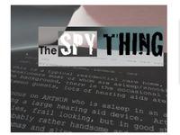 'The Spy Thing' - Somerset Film BFI Alumni short film