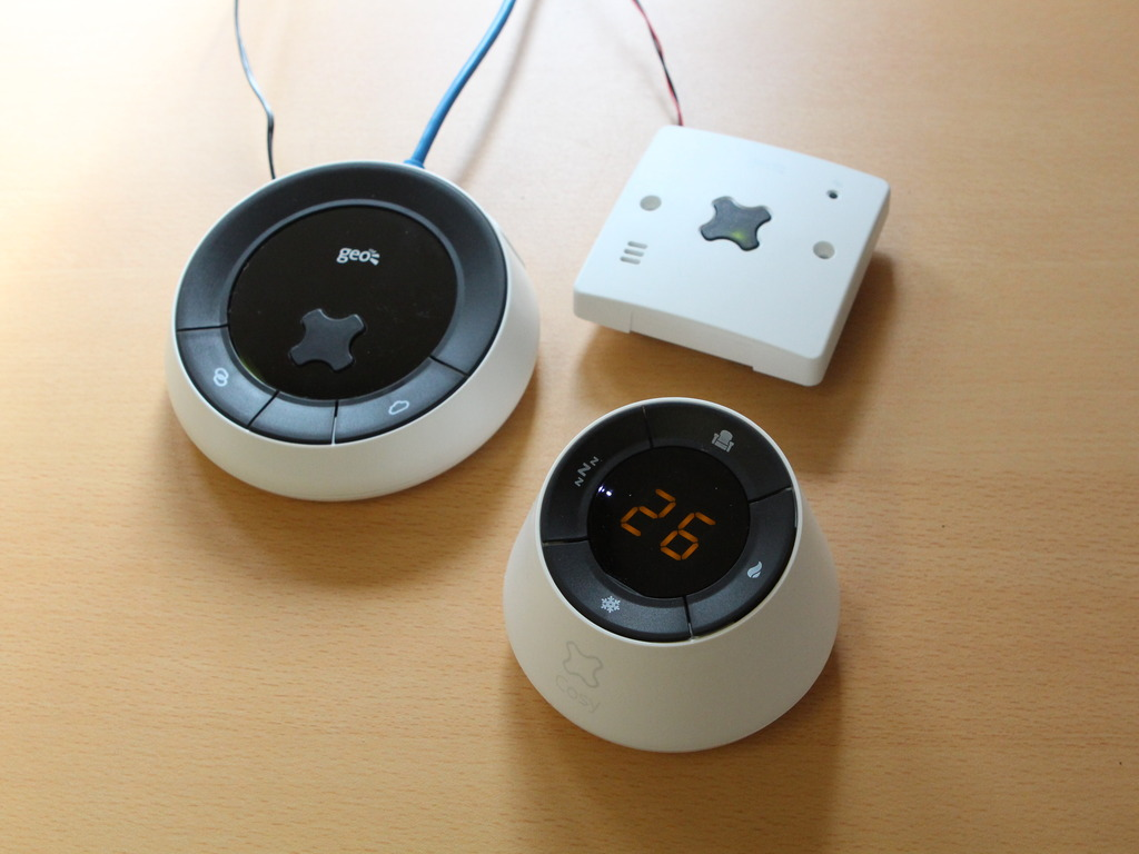 Come home to Cosy: the smart heating system from geo's video poster