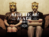 The Relaunch of Amerikan Made Prints