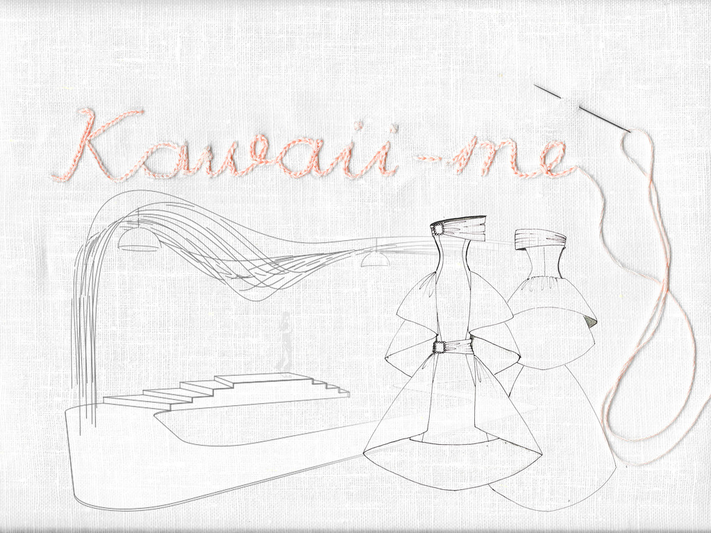 Kawaii-me: A Behind the Scenes Fashion and Beauty Experience's video poster