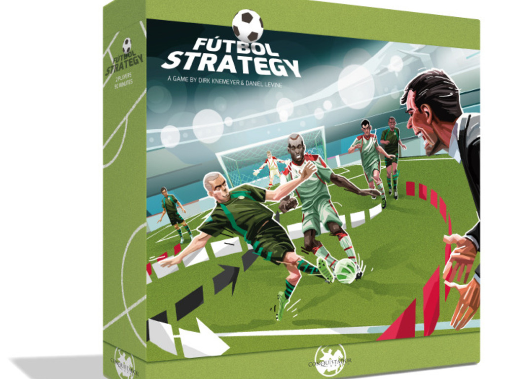 Fútbol Strategy (Canceled)'s video poster