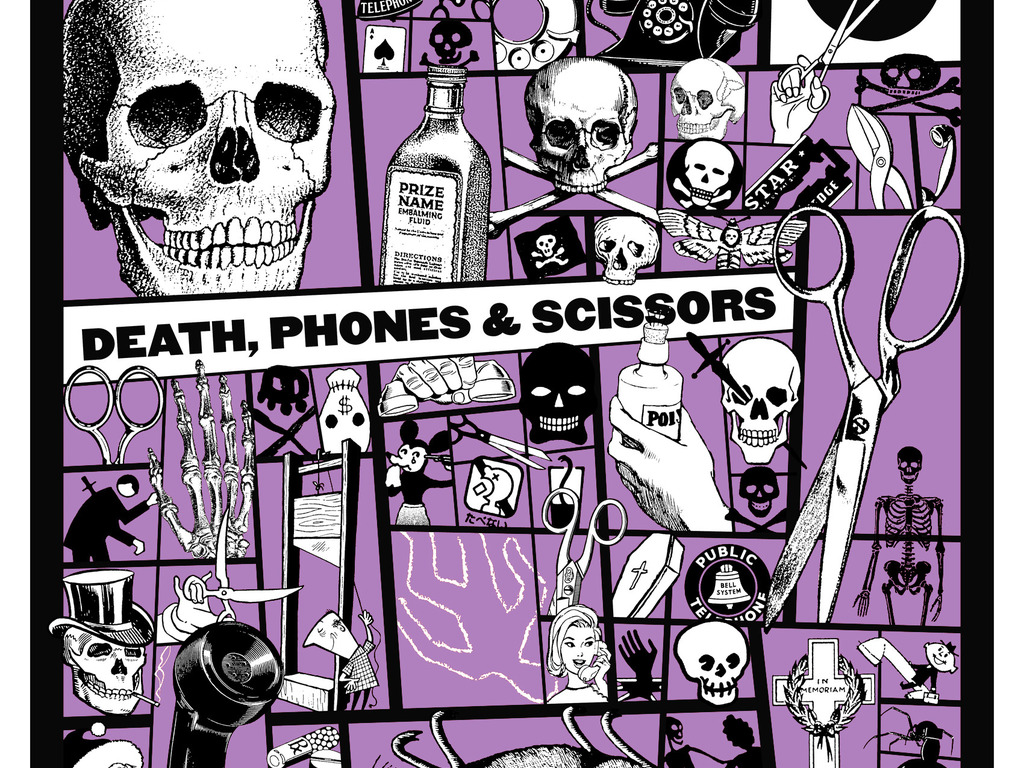 Crap Hound #6: Death, Telephones & Scissors!'s video poster