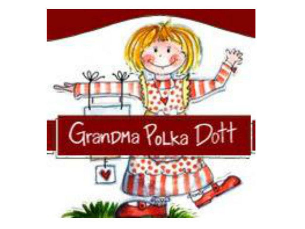 GRANDMA POLKA DOTT; a voice of HOPE for all children's video poster