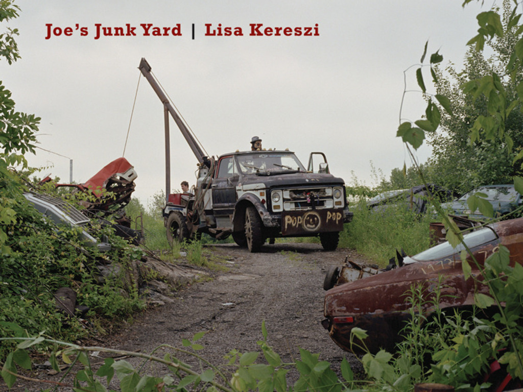 Joe's Junk Yard's video poster