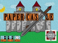 Paper Castle - Defend Your King and Destroy Your Friends!