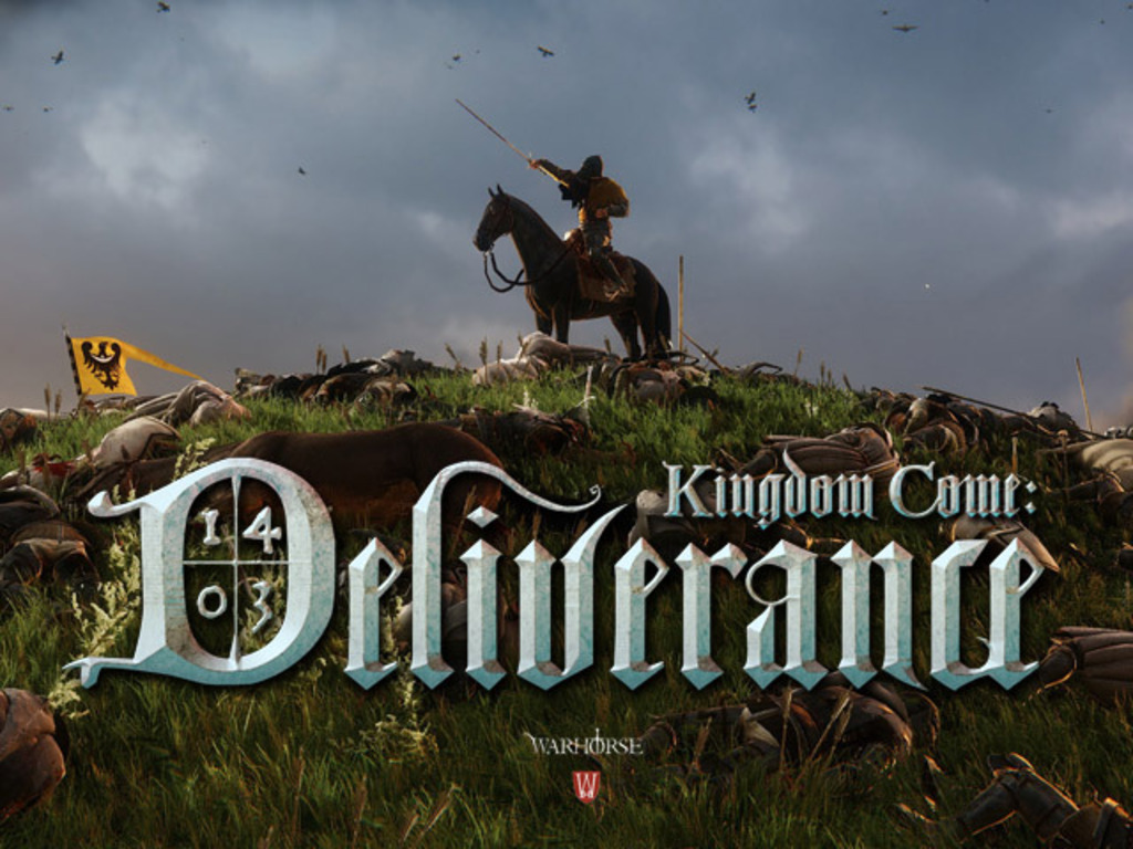 Kingdom Come: Deliverance's video poster