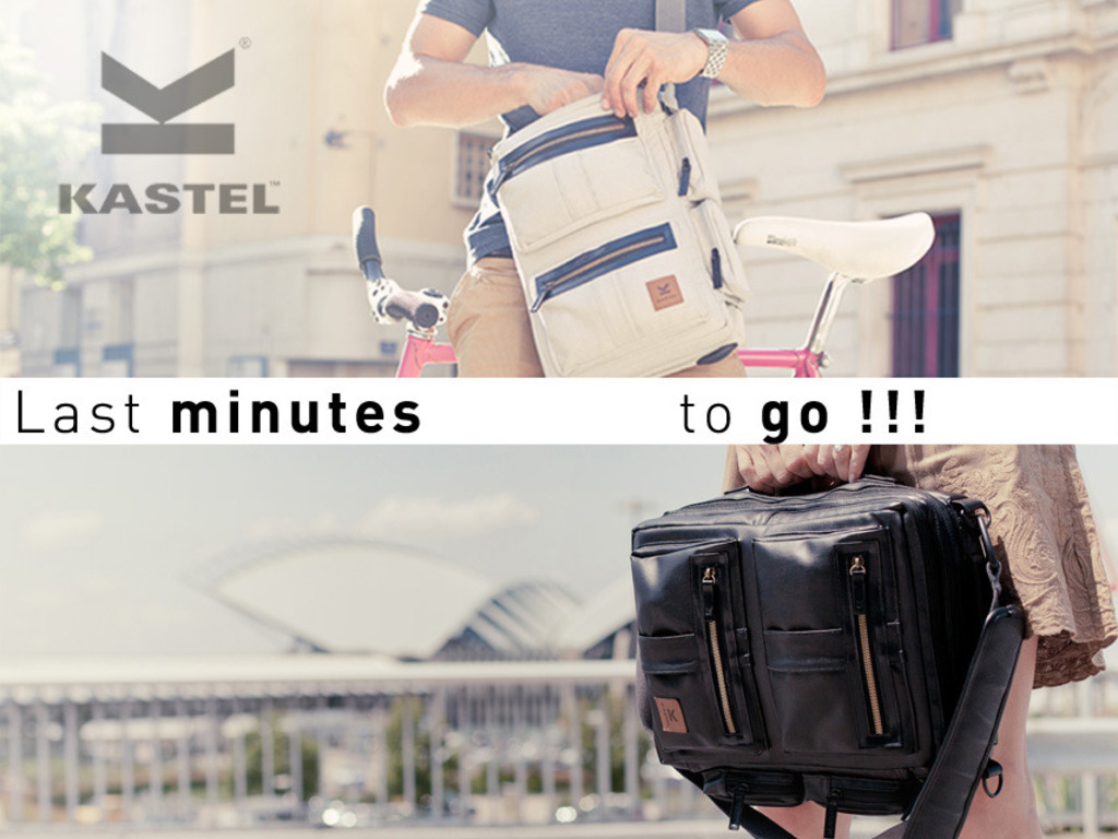 KASTEL bags . . . .  Laptop (PC or Mac) and accessories bags's video poster