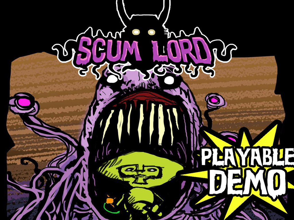 Scum Lord: Old School Action Adventure's video poster