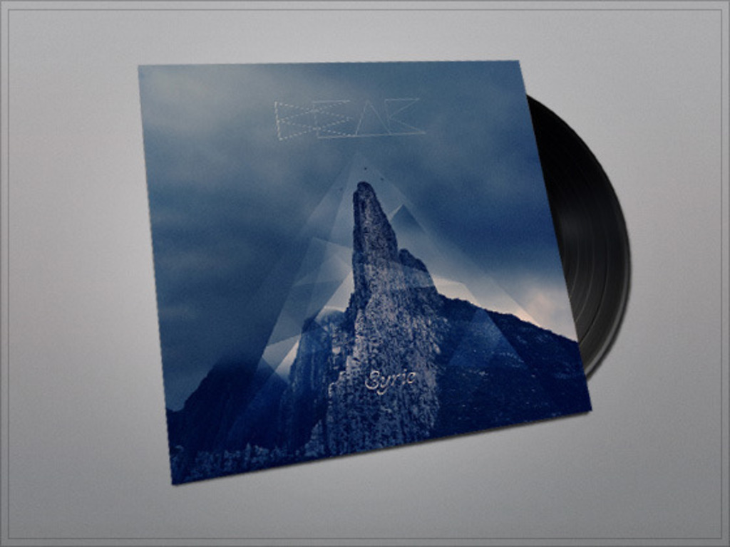 "Beak ""Eyrie"" Vinyl Record's video poster"
