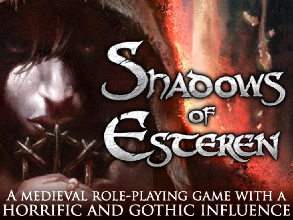 Shadows of Esteren - A Medieval Horror RPG: Tuath's video poster