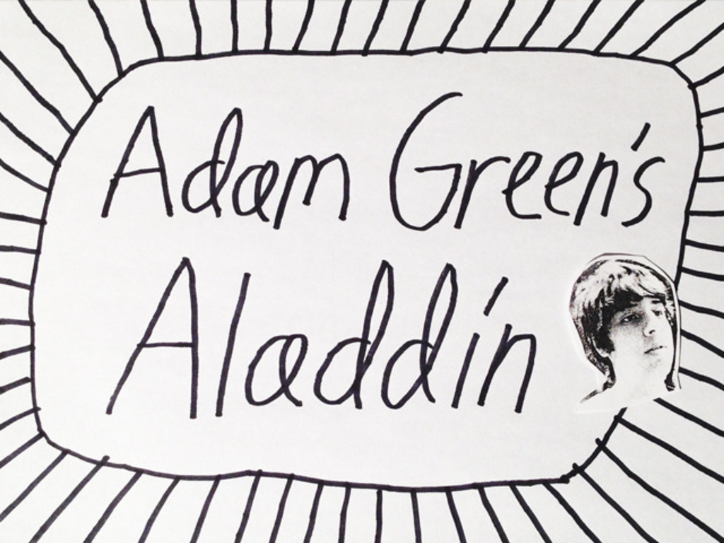 Adam Green's Aladdin Feature Film's video poster