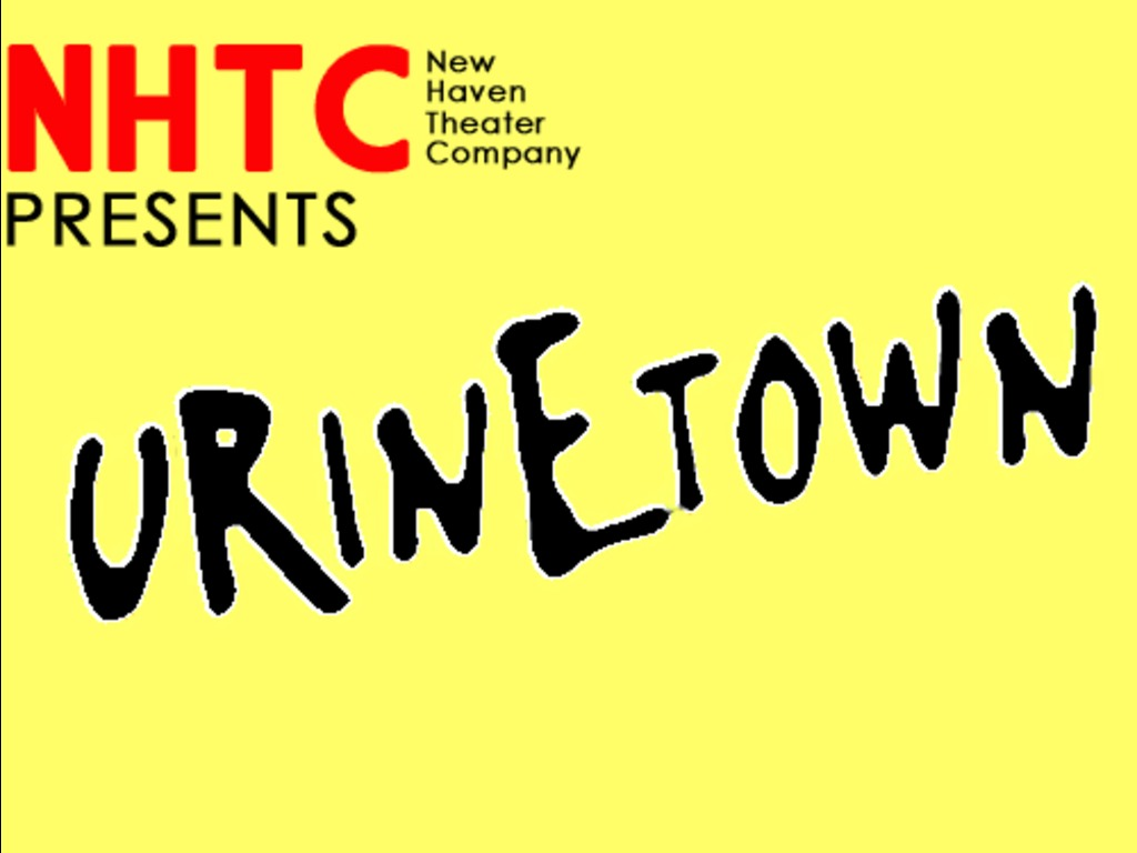 NHTC Presents URINETOWN: The Musical's video poster